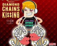 Diamond Chains Kissing
